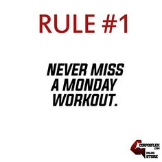 Rule 1! #fitness #workout #supplements #fitnessmotivation #corposflex http://www.corposflex.com/en/nutrex-lipo-6-black-120-caps