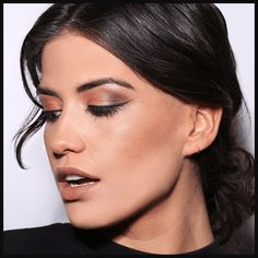 Monochrome makeup is making a comeback and we couldn't be happier! Try these matching makeup looks to get get ahead of the cool-girl trend now.