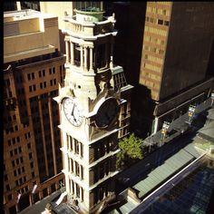 Westin Martin place Sydney