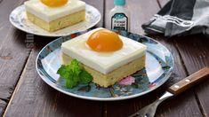 Prajitura ou ochi delicioasa si aromata - reteta video Romanian Food, Romanian Recipes, No Cook Desserts, Cheesecake, Deserts, Sweets, Cooking, Breakfast, Drink