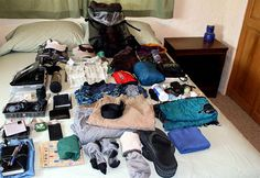 All you need for a three-week trip: our writer shows us how to pack like a pro. Image by Loren Bell / Lonely Planet