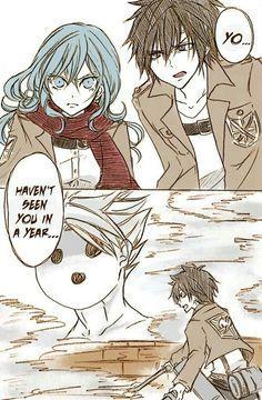 Fairy Tail x Attack on Titan