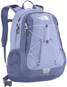 The North Face Womens Jester Backpack Brunnera Blue / Mist Blue