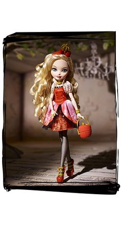 Character Bios - Student Cards & Character Bios   Ever After High