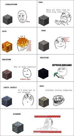 Lol minecraft