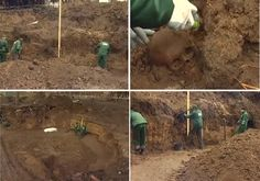 Mass Graves Found in Malbork - Sad Story Happened Towards the End of the World War II