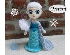 Tutorial inicio amigurumi : Rapunzel amigurumi pattern crochet doll pattern amigurumi