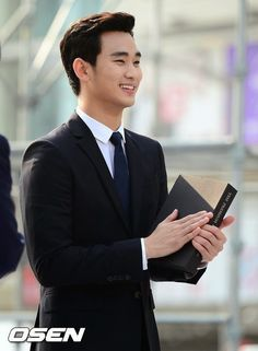 Kim Soo Hyun Dongdaemun Festival Ambassdor 25 October 2014