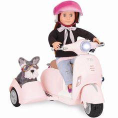 Og Dolls, Girl Dolls, Ropa American Girl, American Girl Stuff, American Girl Doll Pets, Poupées Our Generation, Ride Along, Journey Girls, Toy R