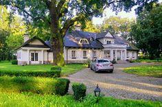 Усадьба XIX века в Сепарово (Польша) - Home and Garden