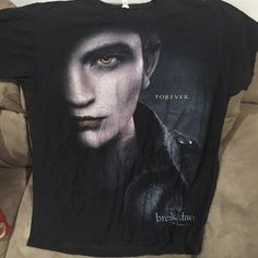 Edward Cullen Twilight shirt Breaking dawn part 2 shirt. Please make sure to check rest of my closet for other Twilight items. Tops Tees - Short Sleeve