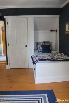 DIY Built in Bed - One Room Challenge - Week 3 - Lehman Lane