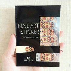 sticker kuku lucu dan gampang dipakai kali ini memiliki design yang bagus dan lucu bisa pilih berbagai macam design  Price list of WOW Nail Shop   Buy 1 pcs  @Rp. 26.000,-   Buy 2 pcs  @Rp. 25.000,-  Buy 4 pcs  @Rp. 22.000,-    Buy 10 pcs  @Rp. 20.000,-   Easy and fast applied nail sticker