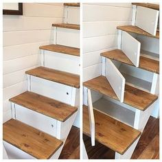 diy wood projects for home diy wood projects ; diy wood projects for beginners ; diy wood projects to sell ; diy wood projects for home ; diy wood projects for men ; diy wood projects for kids ; Diy Wood Projects, Home Projects, Woodworking Projects, Beach House Decor, Diy Home Decor, Home Decor Hacks, Stair Storage, Diy Storage, Stairs With Storage