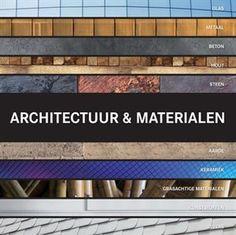 Architectuur & Materialen #boek #book #coffee #table #koffietafel #babooka #bookstore