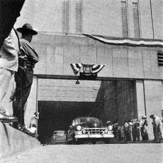 On June 5, 1953, the Squirrel Hill Tunnel opened. At the time, it was the costliest single project ever undertaken by the State Highways Department at $18 million ($160 million today). The tunnel's opening placed in service the first 8-mile stretch of the Penn-Lincoln Parkway from PA-885 (Bates Street) through the Squirrel Hill Tunnel to US-22 Business (then US-22) at Churchill. The stretch cost $34 million to build ($302 million today).
