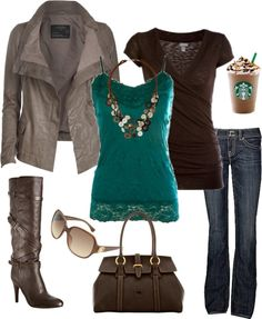 """That blue is gorg!"" by chelseawate on Polyvore"