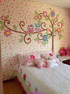 owl theme bedroom decorating ideas - owl bedroom decor - Owl room decorations - owl themed baby nursery - Owls wall stickers - owl bedding - owl prints - owl posters - Owls Drawer Knobs - Owl decor - owl wall decor - little girl owl bedroom decor