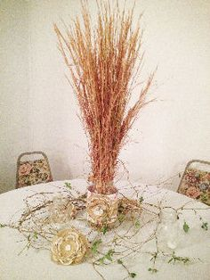 Love the tall wheat Fundraiser Event, Fundraising Events, Theme Parties, Party Themes, Party Ideas, Western Party Centerpieces, Hoe Down Party, Western Invitations, Gala Themes