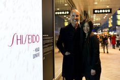 Inauguration de la vitrine / Jeudi 30 janvier 2013 / Globus Genève.  ©Rebecca Bowring