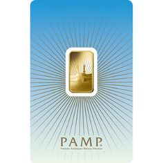 PAMP 5 Gram 'Faith' Ka 'Bah Mecca Gold Bar - 5g Gold Bar | UKBullion