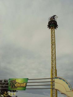 Enchanted Kingdom, Laguna, Philippines    (This one is scary!!!)