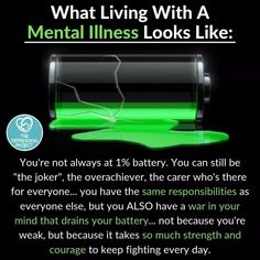 Mental Health Disorders, Mental And Emotional Health, Mental Health Quotes, Mental Health Matters, Mental Illness Awareness, Depression Help, Understanding Anxiety, Psychology Facts, Mental Health