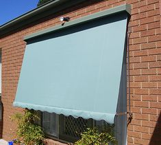 With a simple design thats stood the test of time, the Automatic arm awnings are a robust cost effective shade solution for downstairs windows. Pvc Blinds, Blinds For Windows, Custom Shades, Australian Homes, Simple Designs, Porch, Pergola, Arm, Curtains