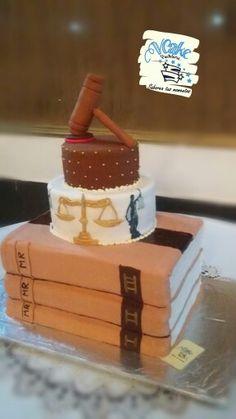 Pastel licenciados en admon vcake pasteleria