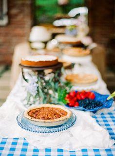 Pie bar on pinterest pie bars wedding pie bars and dessert bars
