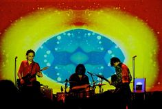 Jon Spencer Blues Explosion at MHOW with Liquid Light Lab