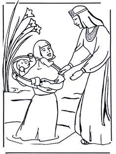 Malvorlagen Bibel Moses - Malvorlagen Altes Testament
