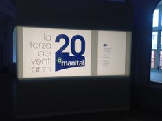 #Manital 20th anniversay event #concept and #projectmanagement #brandangel