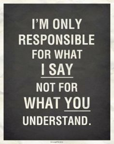 #responsible #say #understand