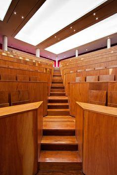Auditório Faculdade de Direito da Universidade de Coimbra - Fernando Távora