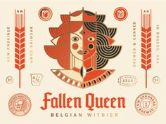 Fallen Queen - New Province Brewing Co.