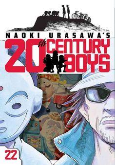 Naoki Urasawa's 20th Century Boys 22