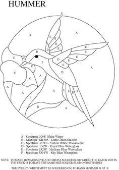 colibrí.-