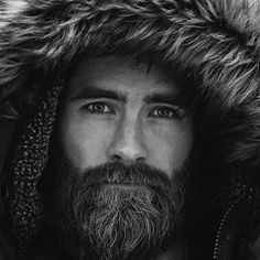 Likes, 129 Comments - Adam Moustaches, Hairy Men, Bearded Men, Beard Vs No Beard, Adam Joseph, Clean Shaven, Hair And Beard Styles, Winter Is Coming, Barber Shop