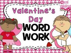 Valentine's Day Word Work - FREEBIE