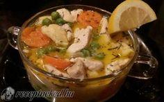 Érdekel a receptje? Kattints a képre! Kefir, Thai Red Curry, Mashed Potatoes, Cake Recipes, Hamburger, Chili, Chicken, Cooking, Ethnic Recipes