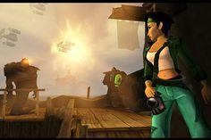 Beyond Good & Evil // Propaganda! Beyond Good And Evil, Game Creator, Alien Races, Video Game Art, Fine Wine, Anime, Painting, Xbox, Videogames