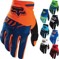 Fox Racing Dirtpaw Race Mens Off Road Dirt Bike Motocross Gloves