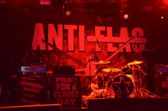 """ANTI-FLAG mit neuem Album """"American Spring"""" auf Tour!"""