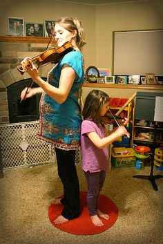 A Treble Maker- a blog of a mother teaching her children violin and piano