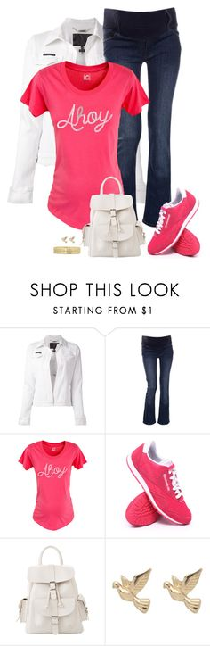 """""""casual maternity look"""" by divacrafts ❤ liked on Polyvore featuring Philipp Plein, ESPRIT, Fashion Lab, MANGO, M&Co, Liz Claiborne, women's clothing, women's fashion, women and female"""