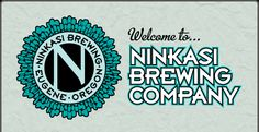 Two of my favorite beers: Ninkasi's Believer Double Red Ale and Tricerahops Double IPA.