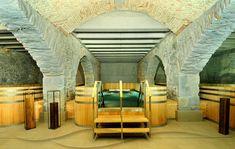 5osA: [오사] :: *취리히, 양조장을 온천과 스파를 위한 공간으로 hurlimann brewery in zurich is renovated into thermal bath + spa