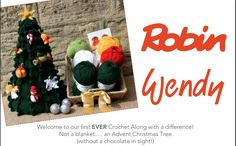 Crochet Along - Christmas tree