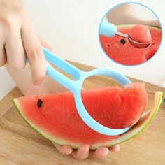 2 Piece Set Melon Spoon & Easy Peeler - #livingdeal - #Discountcode